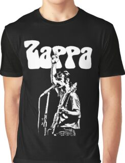 Frank Zappa givin' the finger Graphic T-Shirt