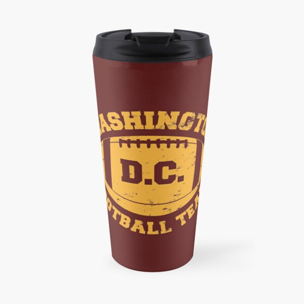 Washington D.C. football team Travel Mug
