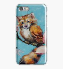 Tree Critter iPhone Case/Skin