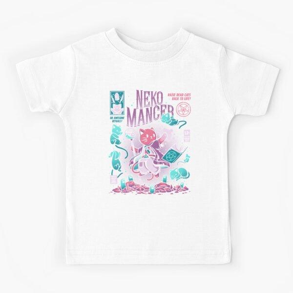 Nekomancer Kids T-Shirt