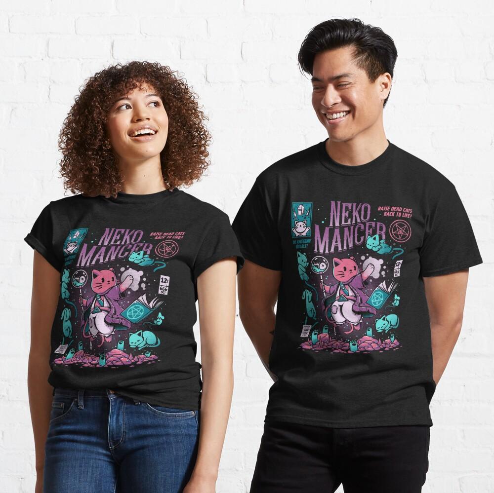 Nekomancer Classic T-Shirt
