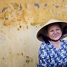 Vietnamese Lady, Hoi Ann by marycarr