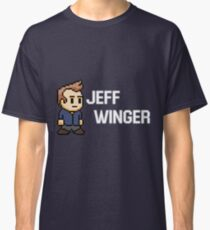 Jeff Winger - Community Classic T-Shirt
