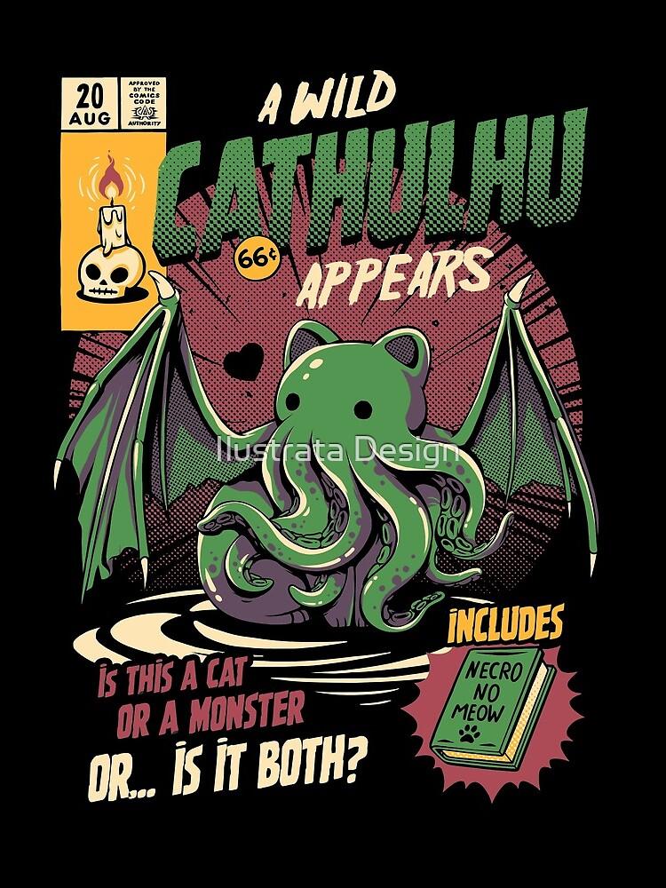Cathulhu by ilustrata