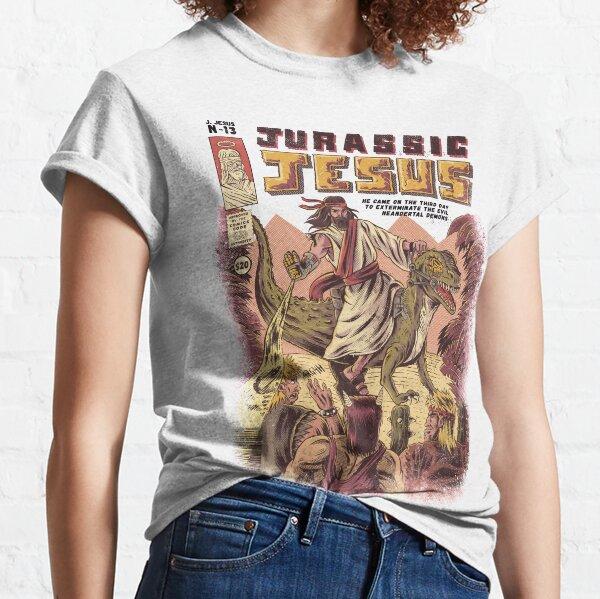 JURASSIC JESUS T-shirt classique