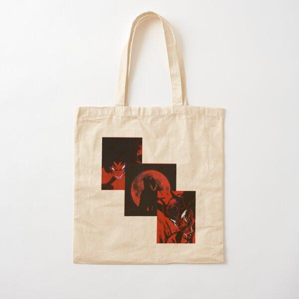 Diseño temático de DEVILMAN CRYBABY AKIRA Bolsa de algodón