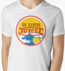 Big Kahuna Burger Men's V-Neck T-Shirt