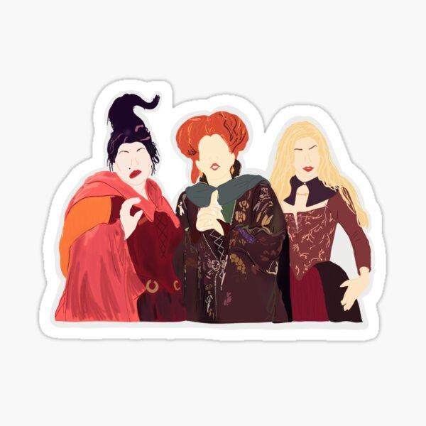 Sanderson Sisters Sticker