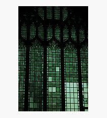 Nazgul Window Photographic Print