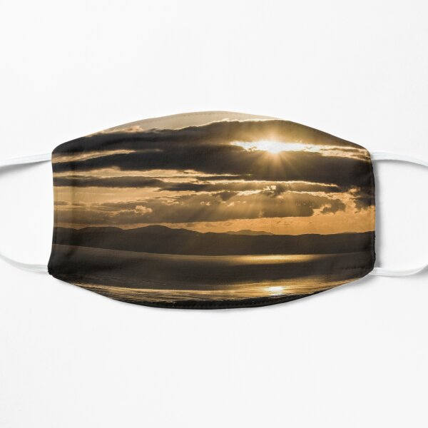 Donegal Sunset Mask