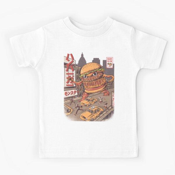 BurgerZilla Kids T-Shirt