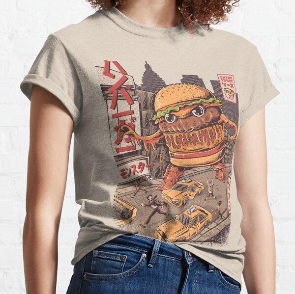 BurgerZilla Classic T-Shirt