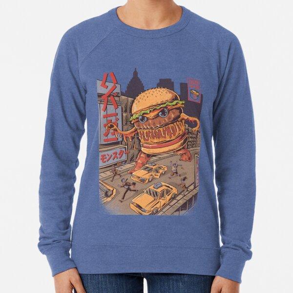 BurgerZilla Lightweight Sweatshirt