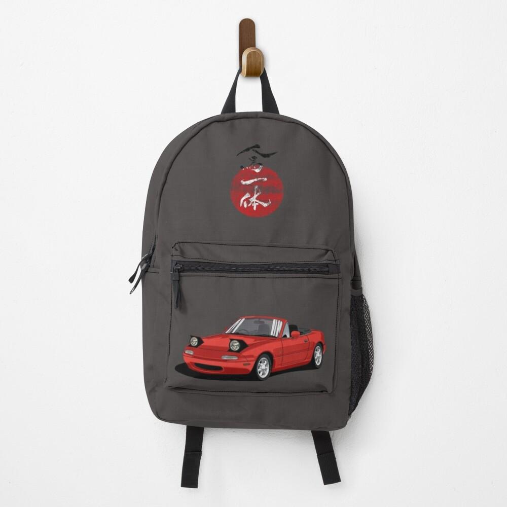 Rising jap Backpack