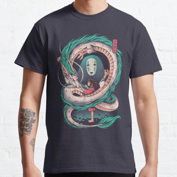 Das Mädchen und der Drache Classic T-Shirt