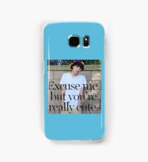 Brent Rivera  Samsung Galaxy Case/Skin