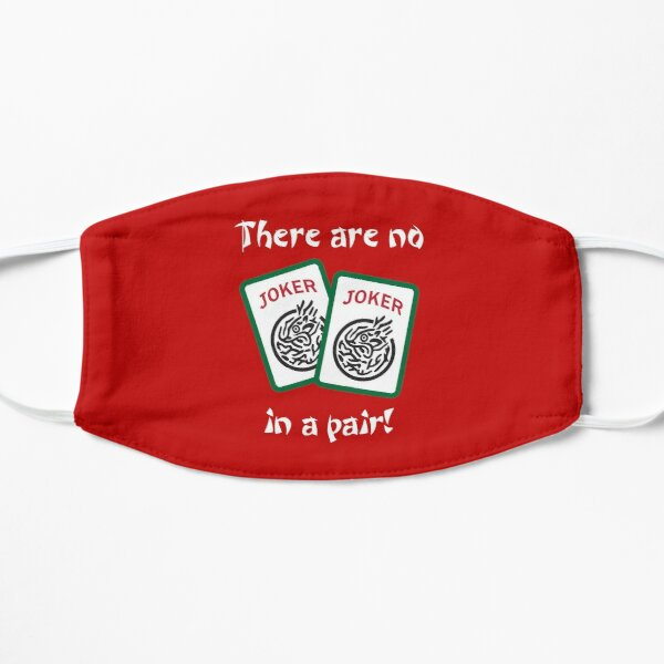 Mahjong - There are no Jokers in a pair! Mask