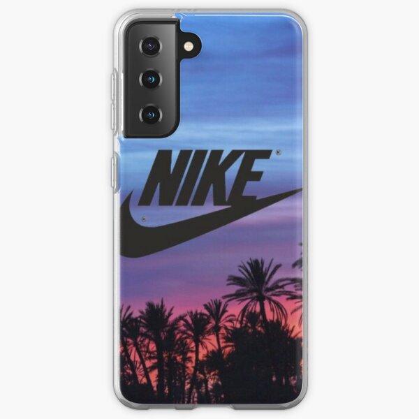 Cute Nike Sky Samsung Galaxy Soft Case