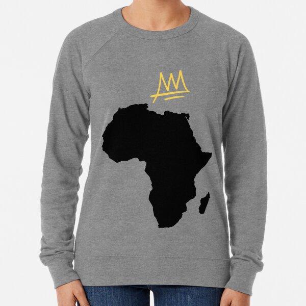 Africa Crown Lightweight Sweatshirt