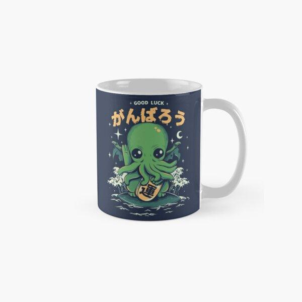 Good Luck Cthulhu Classic Mug