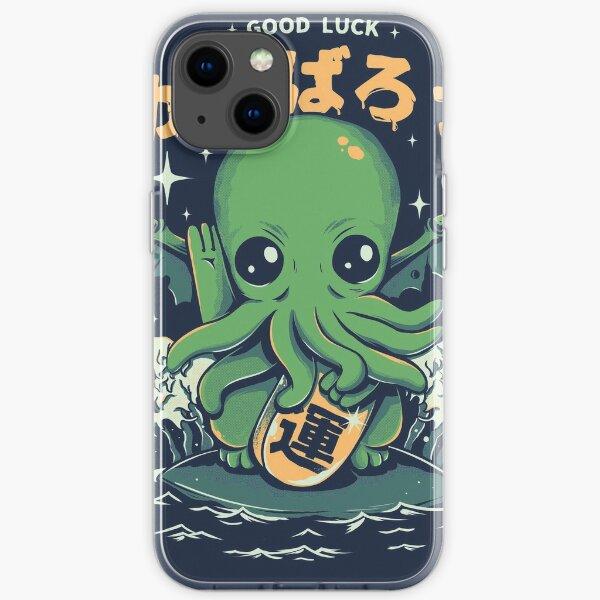 Good Luck Cthulhu iPhone Soft Case