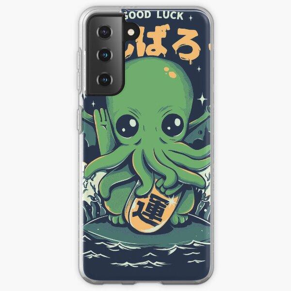 Good Luck Cthulhu Samsung Galaxy Soft Case