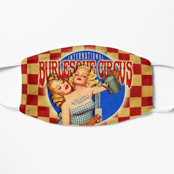 Burlesque Circus - Freaks and Geeks siamesische Zwillinge freakshow Maske