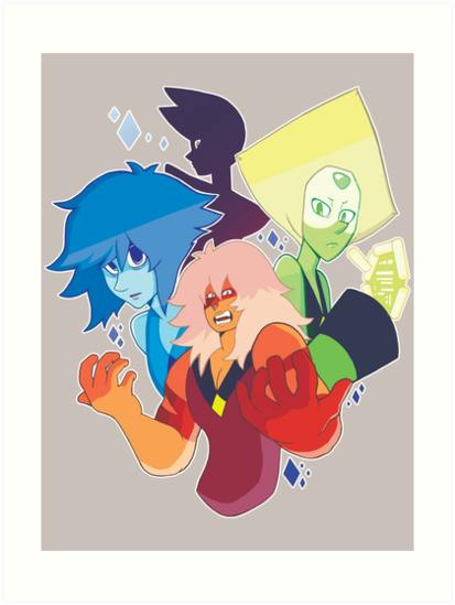 The Mysterious Homeworld Gems by GalacticPunch