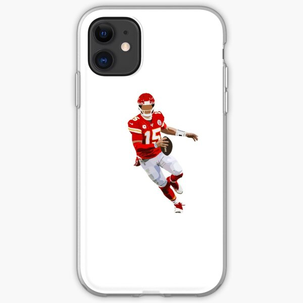 Patrick Mahomes iPhone Soft Case