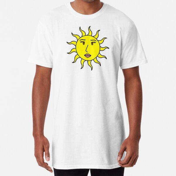 Sun with a sun Long T-Shirt