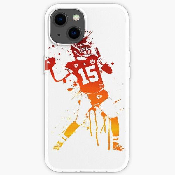 Fußball Mahomes Kansas iPhone Flexible Hülle