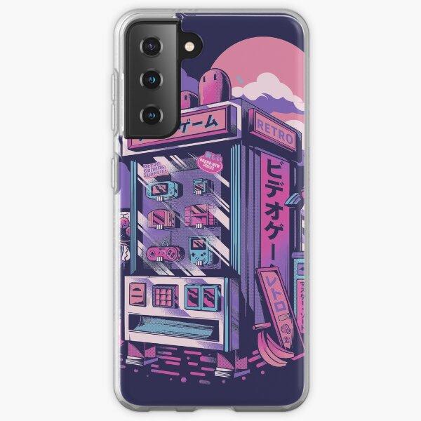 Retro gaming machine Samsung Galaxy Soft Case