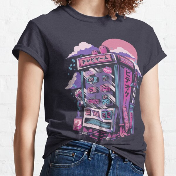 Retro gaming machine Classic T-Shirt
