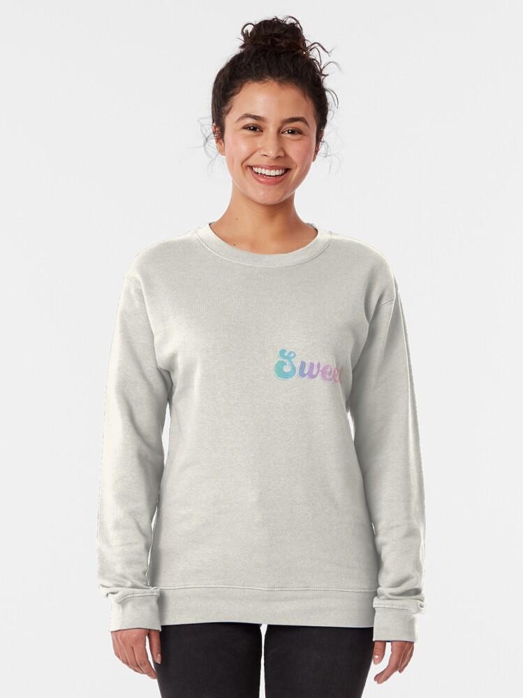 Alternate view of Sweet Pullover Sweatshirt