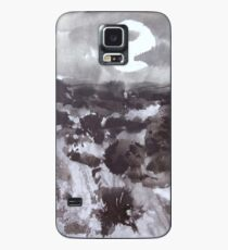 Moon Over New Mexico Case/Skin for Samsung Galaxy