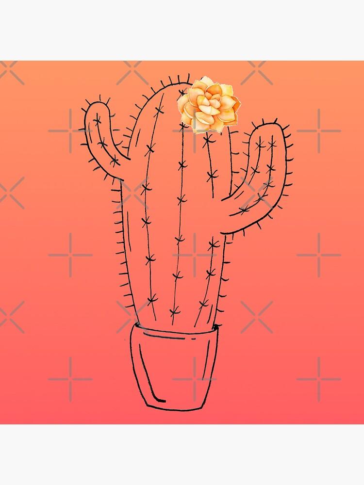 Community Cactus by DzineDiva