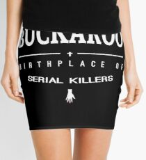 NailBiter - Buckaroo The Birthplace of serial killers Mini Skirt