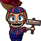 FNAF - Balloon Boy by Lyndarsia