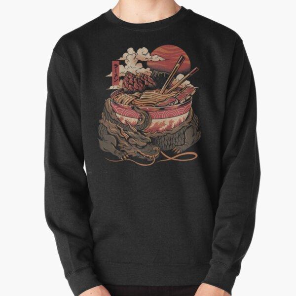 Drachen Ramen Pullover