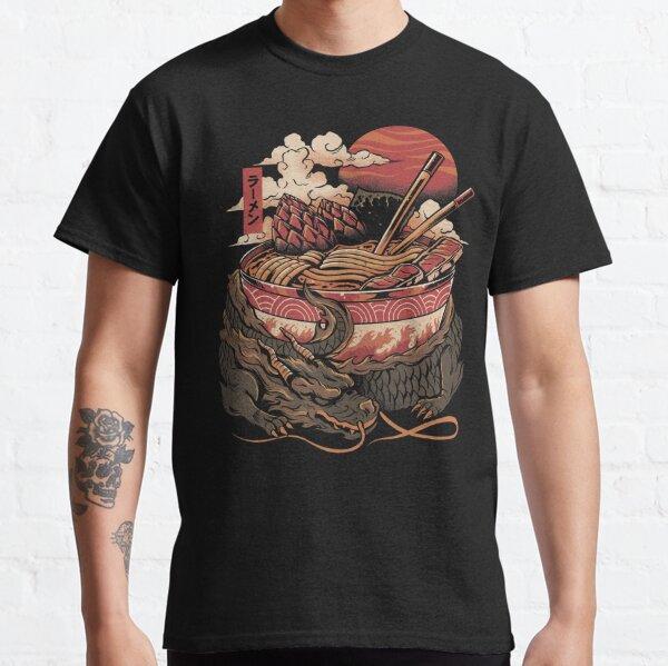 Ramen du dragon T-shirt classique