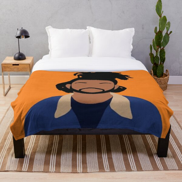 The Weeknd Throw Blanket