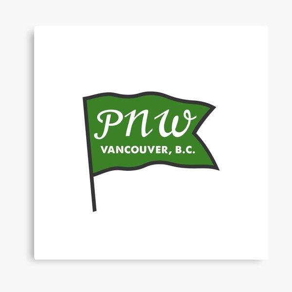 PNW Flag Canvas Print