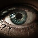 Look into the Eye. by Mark  Bennett