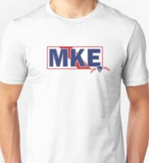Milwaukee PBR Mashup | Pabst Blue Ribbon T-Shirt