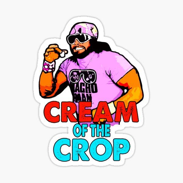 Cream of the Crop Vntage Sticker