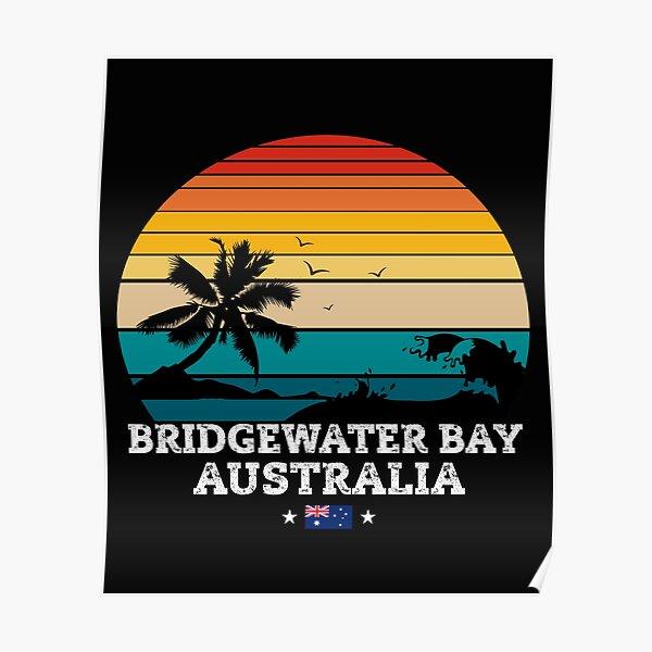 BRIDGEWATER BAY AUSTRALIA Poster