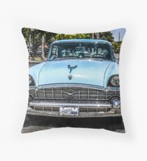 1956 Packard 400 Throw Pillow