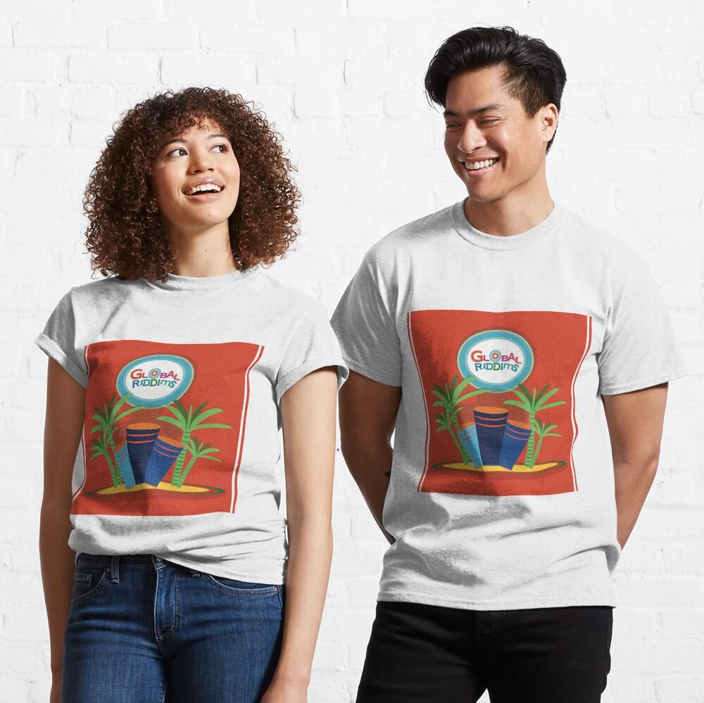 Gobal Riddims (1) Classic T-Shirt