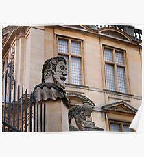 Sheldonian Theatre, Oxford Poster