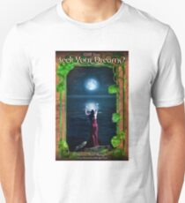 Will You Seek Your Dreams? Unisex T-Shirt